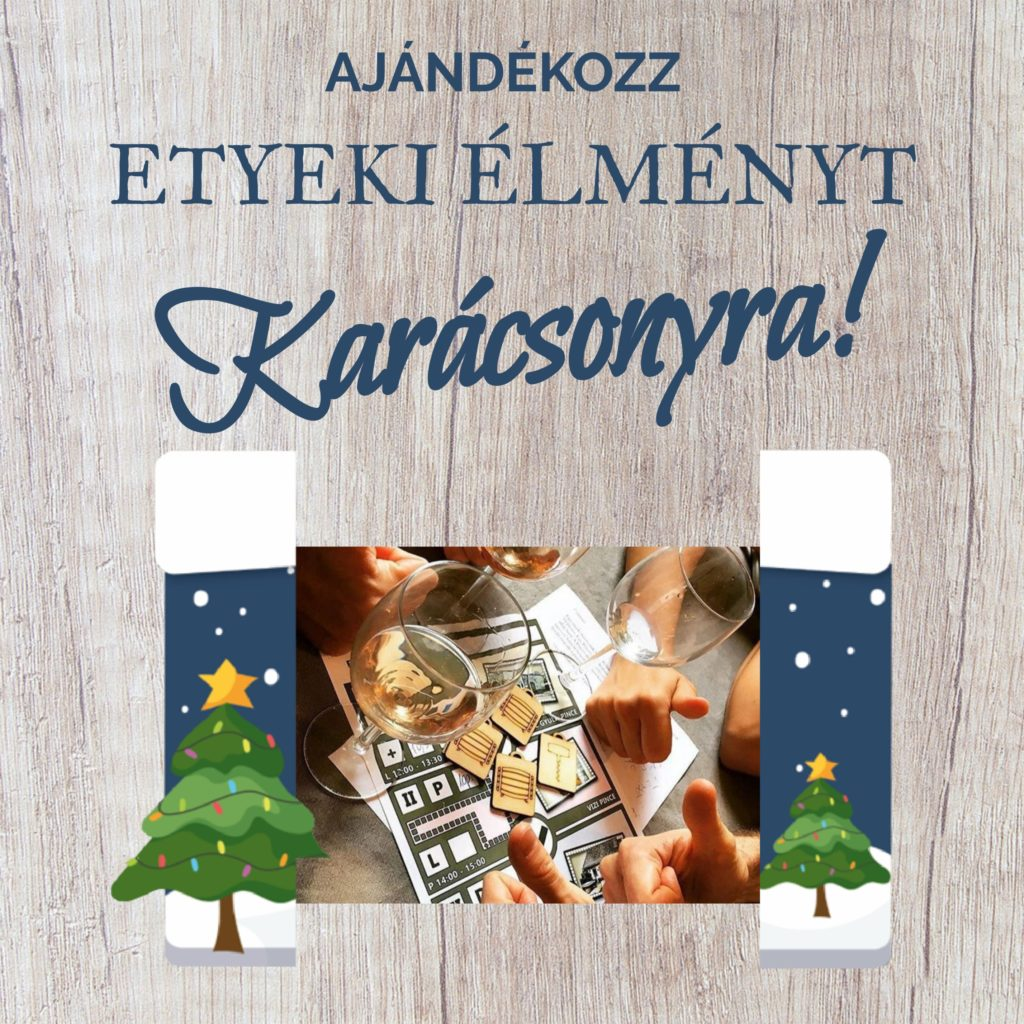 Karácsonyi promo