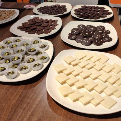 Csokikóstoló - Bortúra